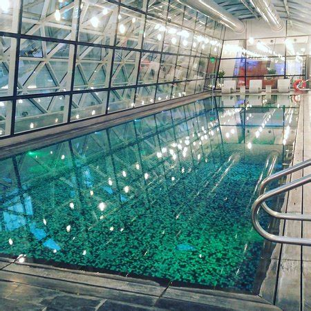 The Pool !! - Picture of Oryx Airport Hotel, Doha