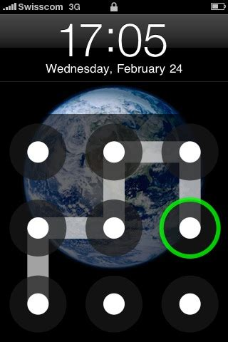 Jailbreak Only: Get An Android-Like Pattern Unlock Screen