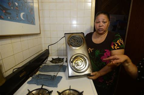 Tenants call rent strike until NYCHA restores gas service