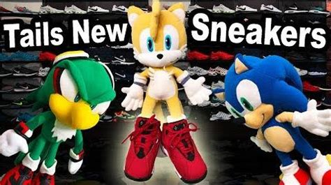 Tails New Sneakers | Titototter Wiki | Fandom