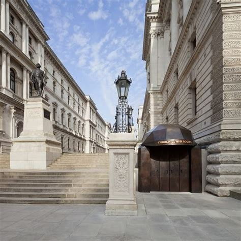 The Churchill War Rooms   Free Tours by Foot