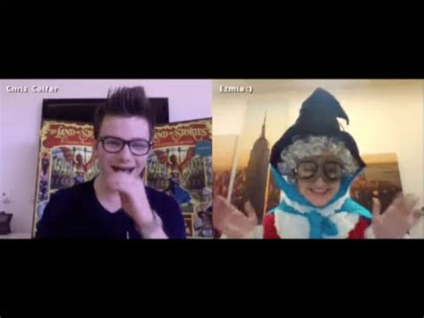 Live Chat With Chris Colfer for The Land of Stories 3: A