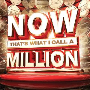 Competitions: Win 'Now That's What I Call A Million' CDs