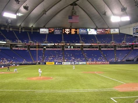 Metrodome - history, photos and more of the Minnesota