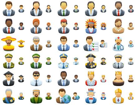 Small Boss Icons Download   Freeware