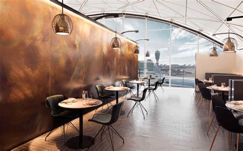 American Express Centurion Lounge — The Luxury Airport