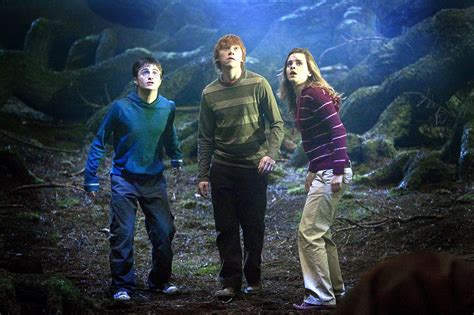 These *Harry Potter* Behind-the-Scenes Photos of Hermione