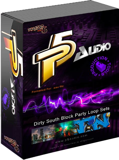 P5Audio Launches New Music Samples for Fruity Loops, Sony