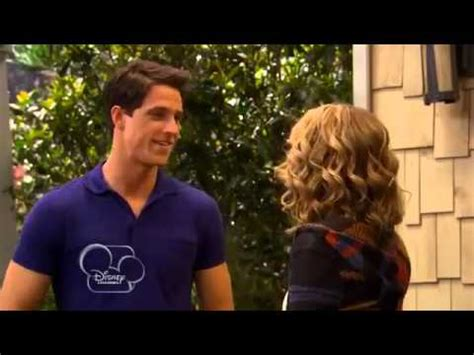 Good Luck Charlie Finale Teddy and Spencer Kiss - YouTube