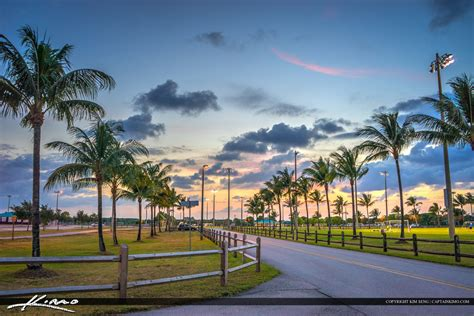 Road Village Park Wellington Florida – HDR Photography by