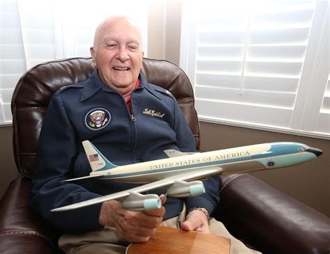 Former pilot of Air Force One recalls heyday - News