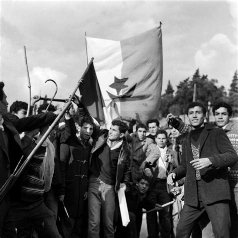 Algeria's independence: The forgotten protests that forged