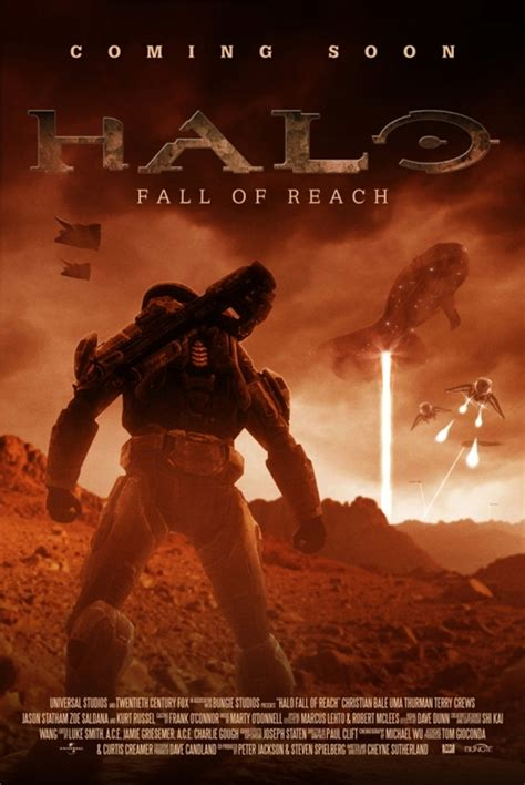 HALO, BioShock, And Other SF Videogames Get The Fake Movie