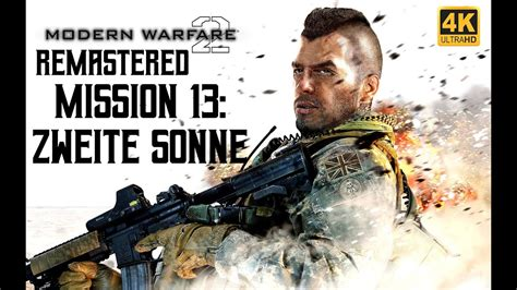 """Call of Duty: MW 2 Remastered: Mission 13: """"Zweite Sonne"""