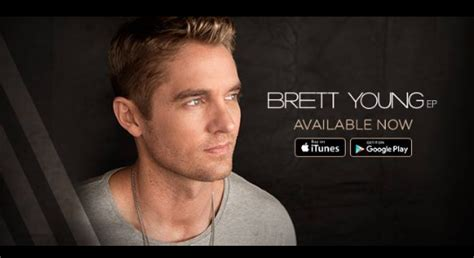Brett Young Self Titled EP Review | Stage Right Secrets