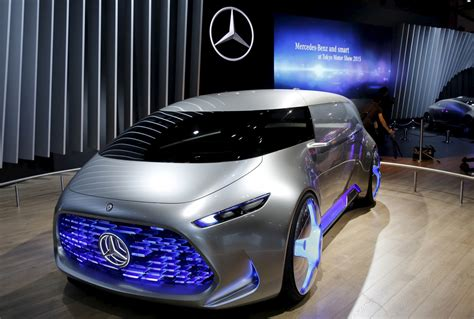 Mercedes Bosch deal will see driverless taxis launch in