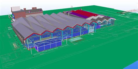 TESCO Sheringham: Structural solutions in a virtual world