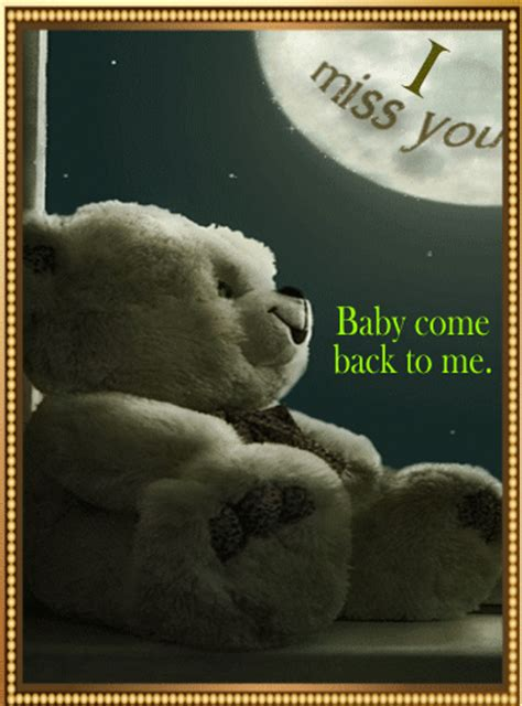 Baby Come Back Free Miss You eCards, Greeting Cards | 123