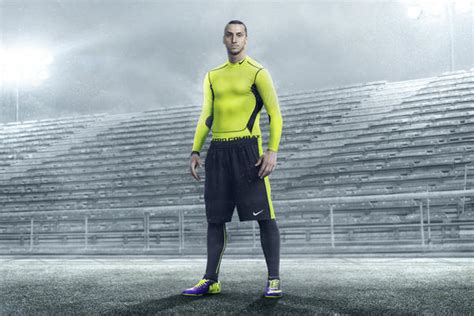 Stand Out This Winter With The Nike Hi-Vis Football