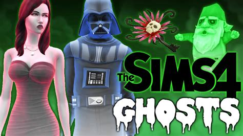 The Sims 4 Update - Ghosts, Death Flower, Ambrosia, & Star