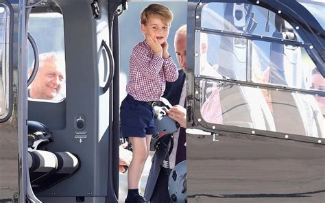 Prince George 'gay icon' article referred to as 'sick'