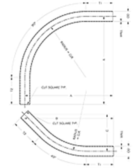 Sweep Elbow On Sterling Process Engineering
