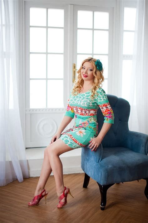 Russian bride Anastasia, 40 years old, living in St