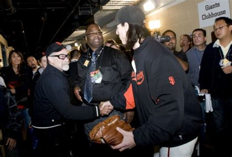 Robin Williams on the SF Giants, baseball and Candlestick