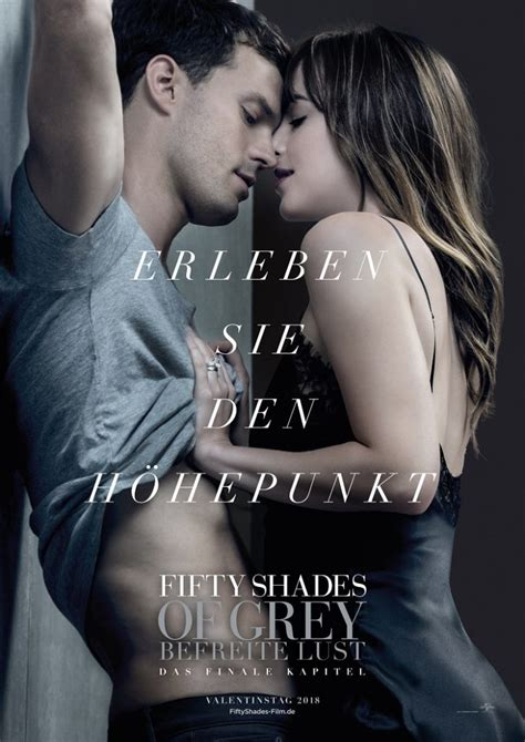 FIFTY SHADES OF GREY – BEFREITE LUST ab Donnerstag im Kino