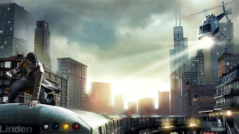 Watch Dogs PS4 Game Wallpapers | HD Wallpapers | ID #13357
