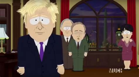 Boris Johnson Was a Target in This Week's Episode of South