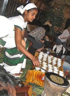 The Buna (coffee) Ceremony is a very Beautiful one