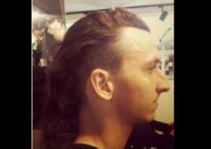 Image of the day : Zlatan and his new haircut