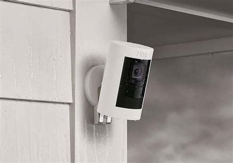 All-New Ring Stick Up Wireless HD Security Camera Supports