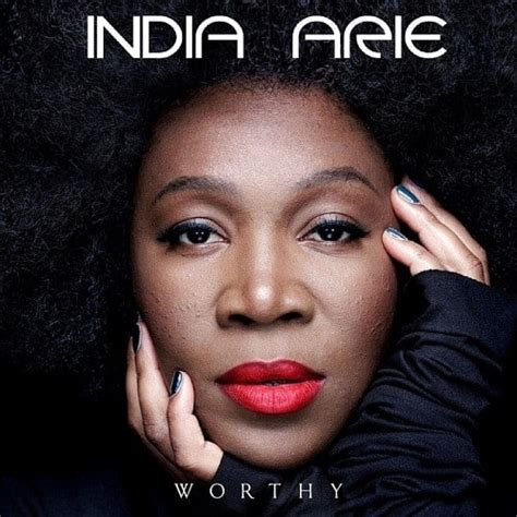 India Arie Reveals Cover Art & Tracklist for Upcoming