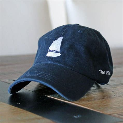 New Hampshire Home Hat - The Home T