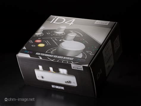 Review: Audient iD4 - Promising - Headfonia Headphone Reviews