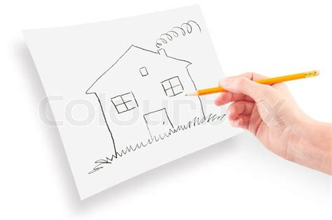 3026239-woman-s-hand-with-the-pencil-drawing-the-dream
