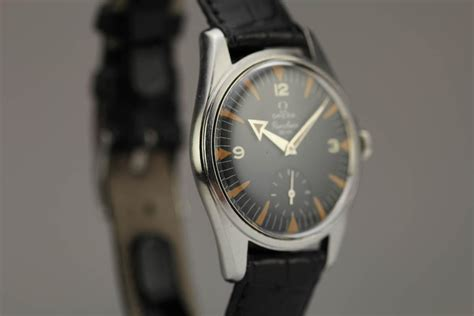 1950 Omega Ranchero Watch For Sale - Mens Vintage Time only