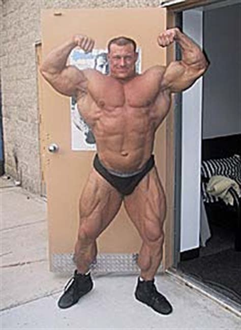 Hard Bodybuilding: Art Atwood - Take a look at his chest