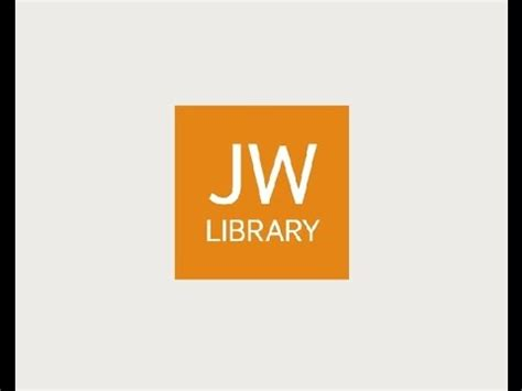 How to use JW Library App for Windows and Android - ASL