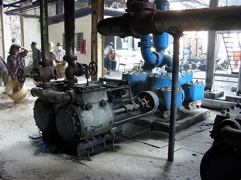 A guide to the smaller steam pumps in Java's sugar mills