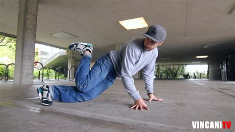How to Breakdance   Footwork Combination   Intact