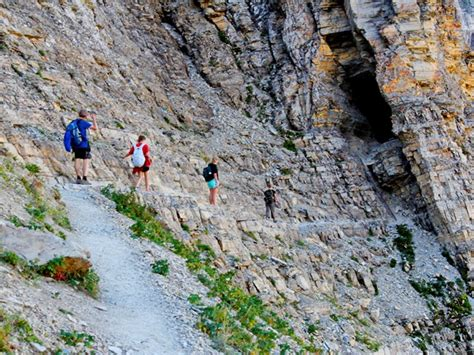 CRYPT LAKE TRAIL A MUST-DO DAY HIKE   Alberta Canada