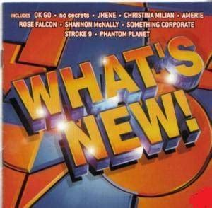 Now That's Music - What's New! - Promo-CD (2002)