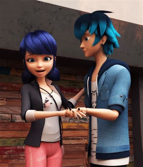Miraculous Ladybug shared by • Black Lynxt • on We Heart It