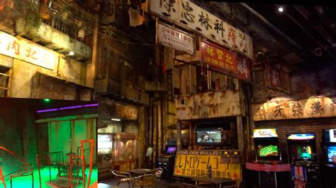 VIDEO: Take a walk inside the Kowloon Walled City themed