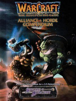 Alliance & Horde Compendium - Wowpedia - Your wiki guide