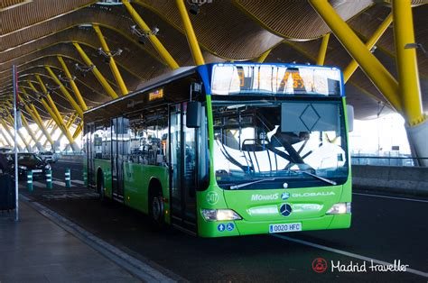 Transport From Madrid To Barajas Airport
