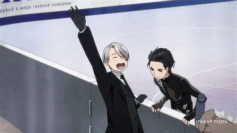 Yuri And Victor GIFs - Find & Share on GIPHY